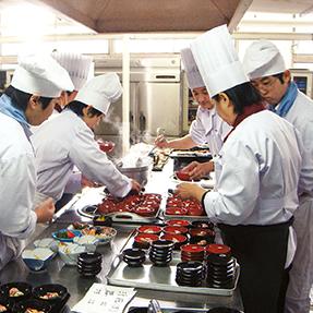 伊勢調理製菓専門学校